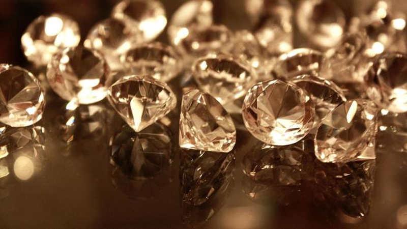 Diamonds unaccounted US$140 million account