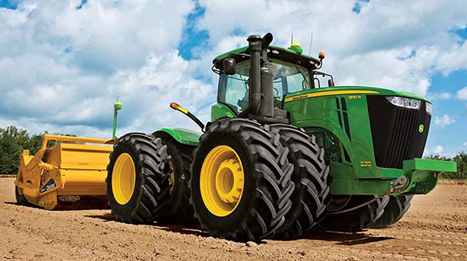 Firms make farming implements parts locally
