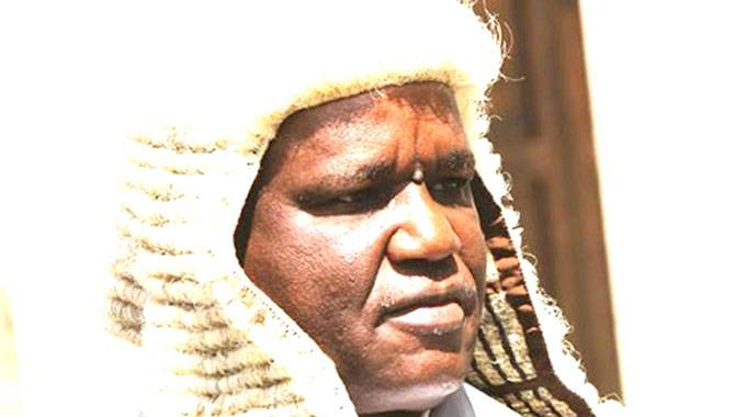ConCourt judges to decide on Chief Justice Malaba