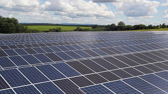Zimplats to construct 105MW solar plant at Ngezi