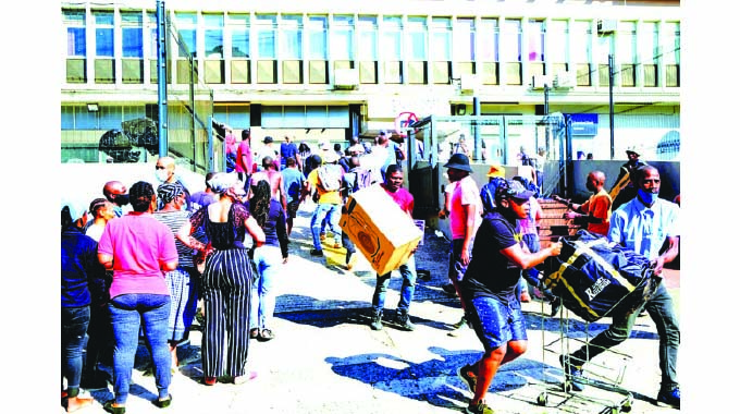 Zim to feel heat from SA riots