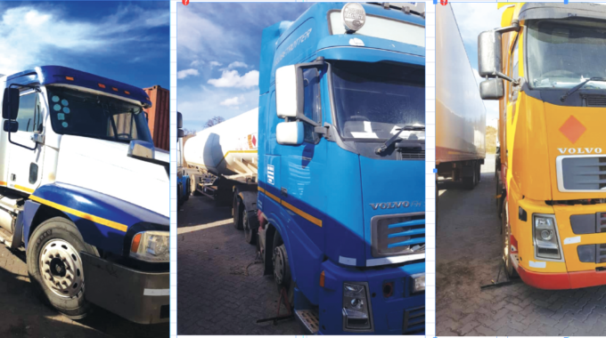 Three tankers intercepted as Zimra busts fuel smuggling scam