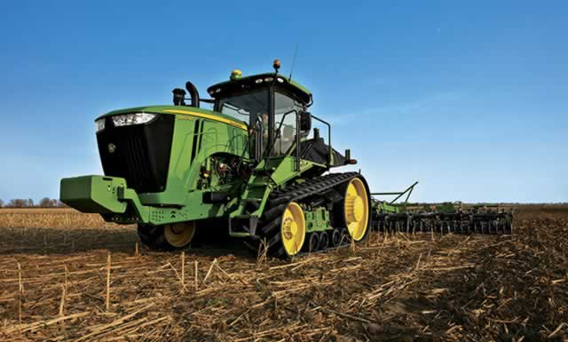 Local manufacturing of farm implements begins