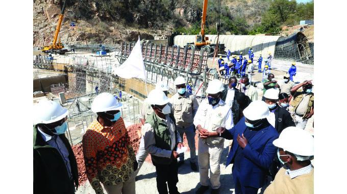 Gwayi-Shangani lake master plan set in motion
