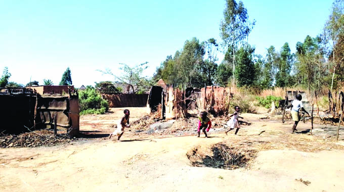 Mysterious fire leaves Bindura villagers stunned