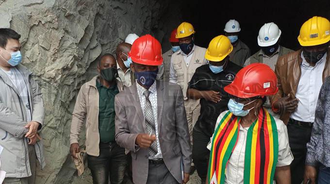 Semwa Dam to transform Rushinga's fortunes