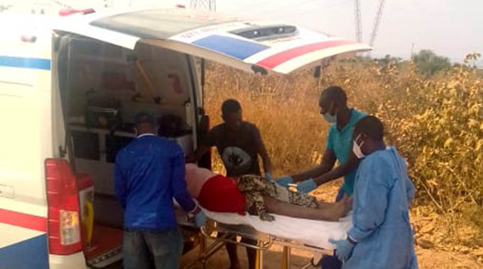 Kariba woman survives buffalo attack