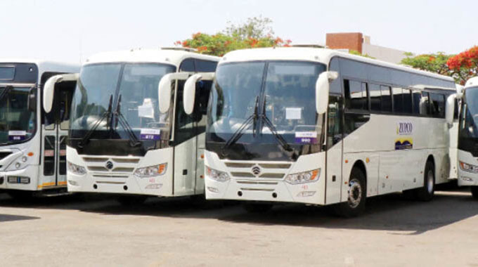 Zupco to receive more buses this week