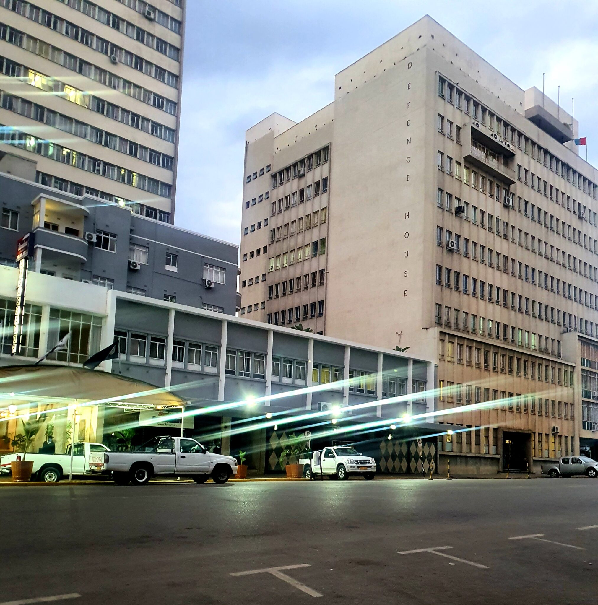 Zimbabwe Defence House in Harare. 2024x2048 1