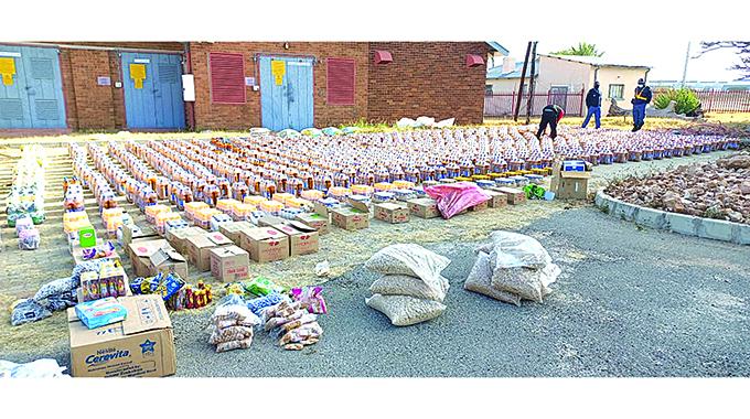 SA police recover R176k smuggled goods