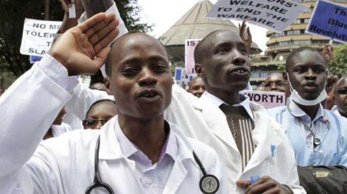New law on doctors, nurses strikes gazetted