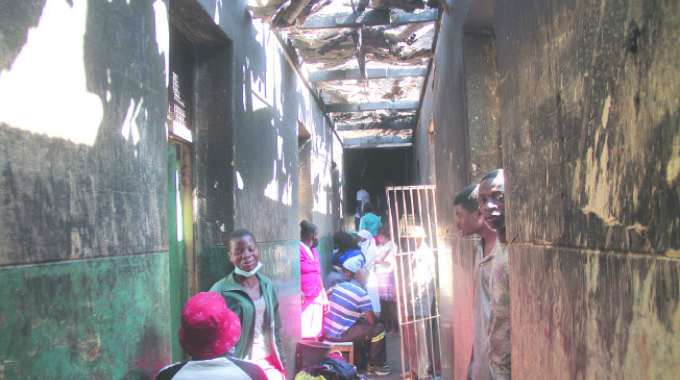 Bleak future for Mbare hostel fire victims