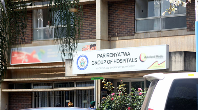 Arundel Hospital refurbishes two Covid-19 wards at Parirenyatwa