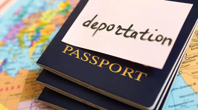British government deports 50 Zimbabweans
