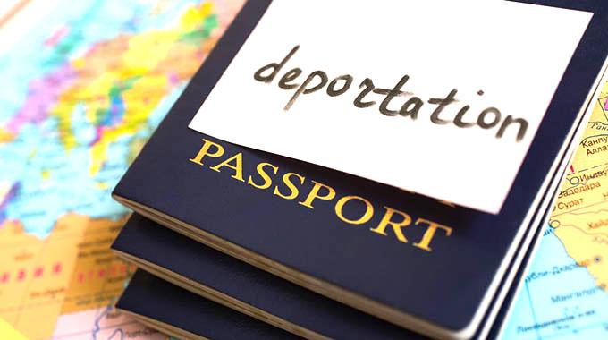 UK deports Zimbabwean ex-convicts