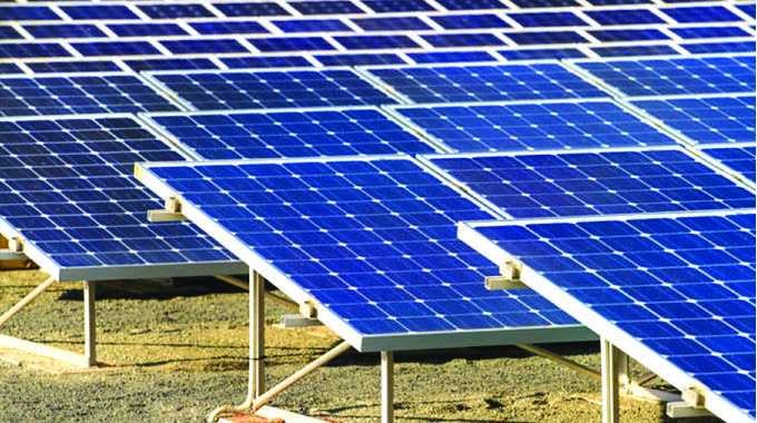 Singapore firm to establish 200MW solar power plant