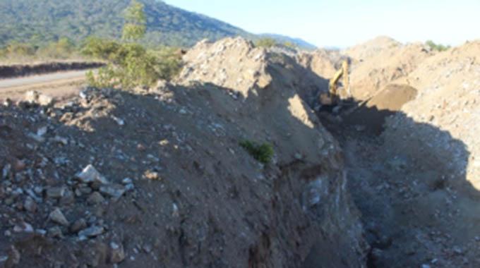 Mavuradonha Conservancy under threat- Villagers