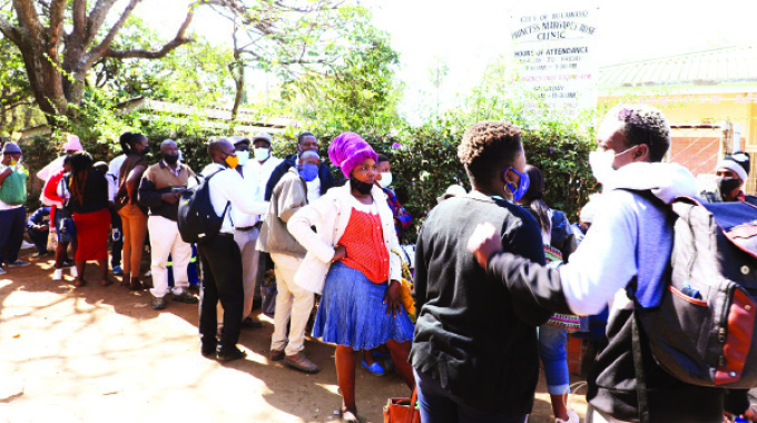Mass vaccination begins in Byo