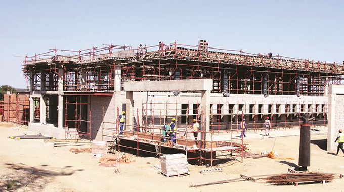 First phase of Beitbridge Border Post upgrade nears completion