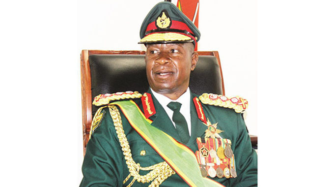 ZDF here to serve: Gen Sibanda