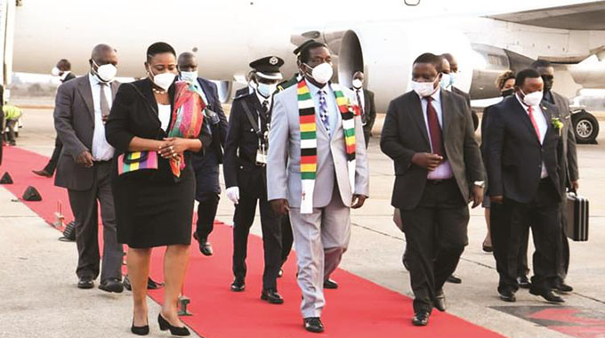 Let's take a leaf from Zambia, says President