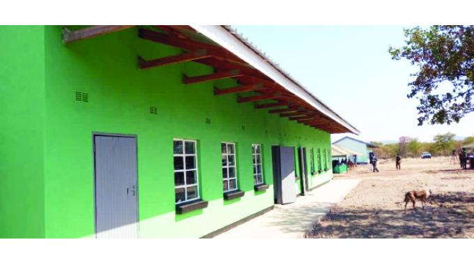 Beitbridge gets more classrooms