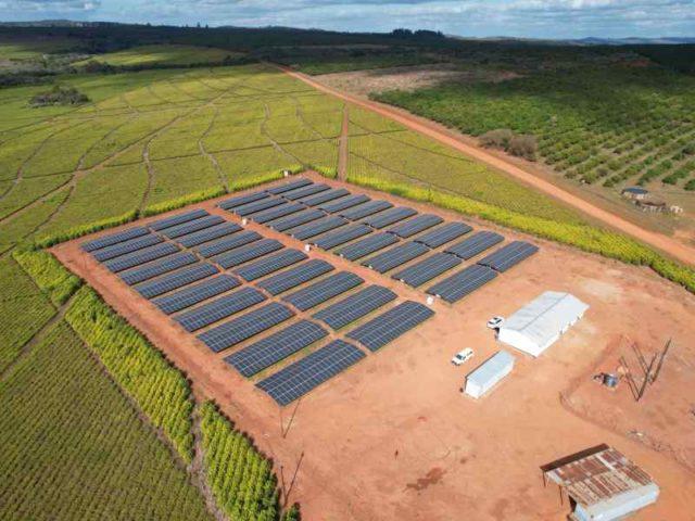 solar hybrid power zimbabwe