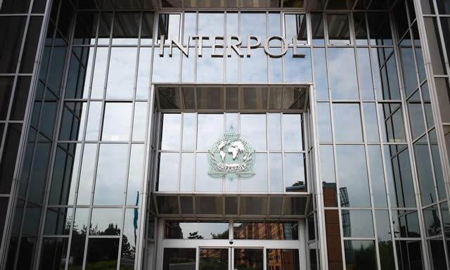 Drax approaches Interpol