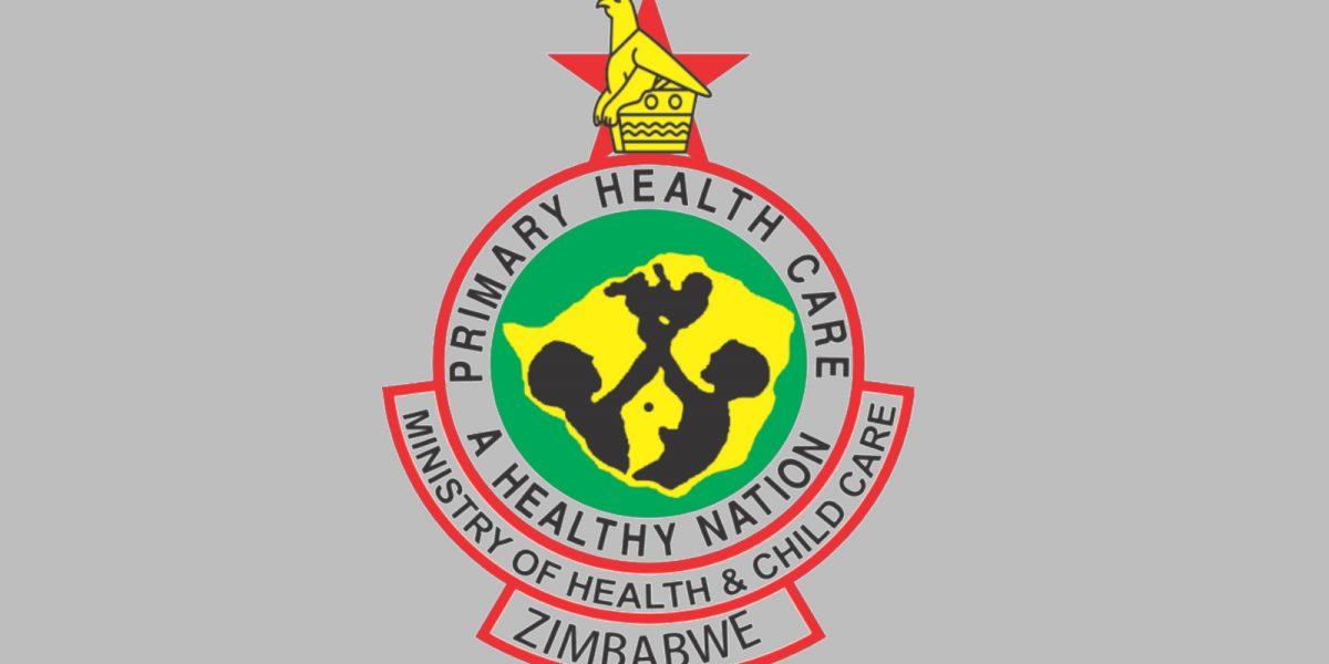 Zimbabwe Coronavirus COVID-19 Update Ministry of Health Child Care MoHCC logo