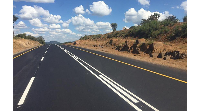 'Highway upgrade spurs growth'