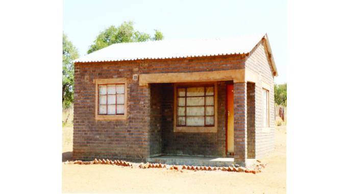 WATCH: Tsholotsho flood victims' new homes catch the eye