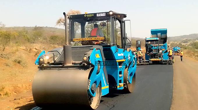 Surfacing of Nhekairo-Chigondo road begins