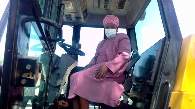 Devolution funded equipment unveiled in Goromonzi