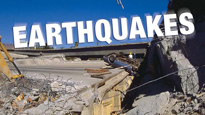 4,5 quake hits Binga