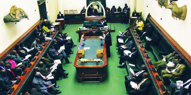 parliament Zimbabwe