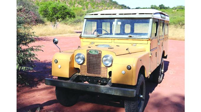 Vintage cars enthusiast restores 1957 beast