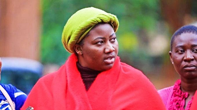 Joana mamombe ruling tomorrow