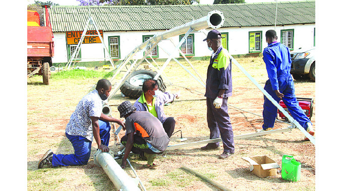 All systems go for Agric Show
