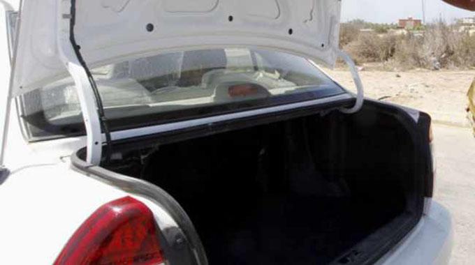 Armed robbers shoot mushikashika driver in Bikita, drive him in car boot