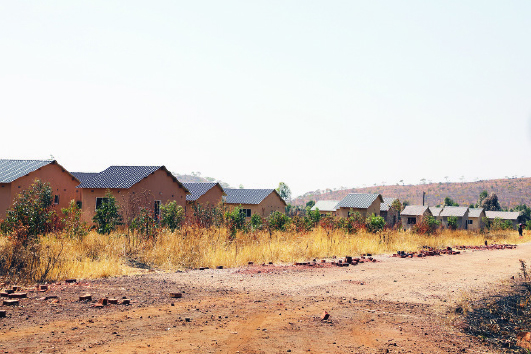 Massive housing project takes shape in Norton . . . Govt on track to deliver 220 000 houses, flats