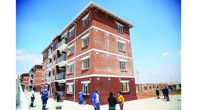 Second Republic targets 220 000 houses, flats