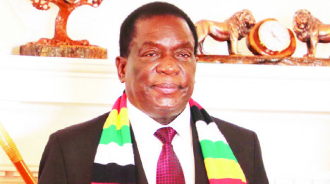 President demands accountability