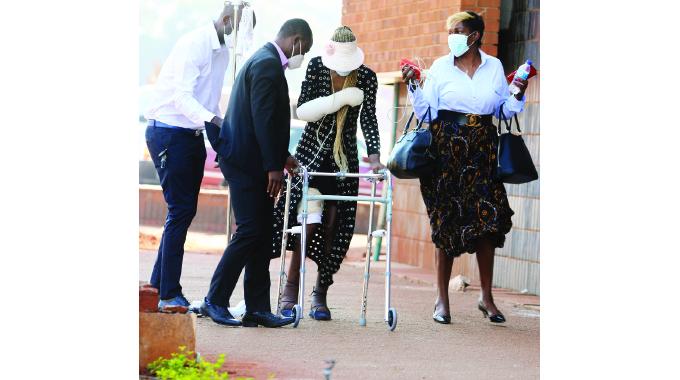 Marry Mubaiwa trial dates set