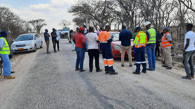25 contractors show interest in Mhangura roads rehabilitation