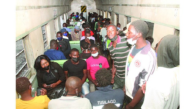Happy hour for Zupco, NRZ commuters