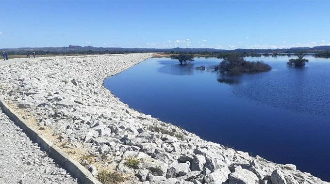 Kunzvi Dam construction takes off this week