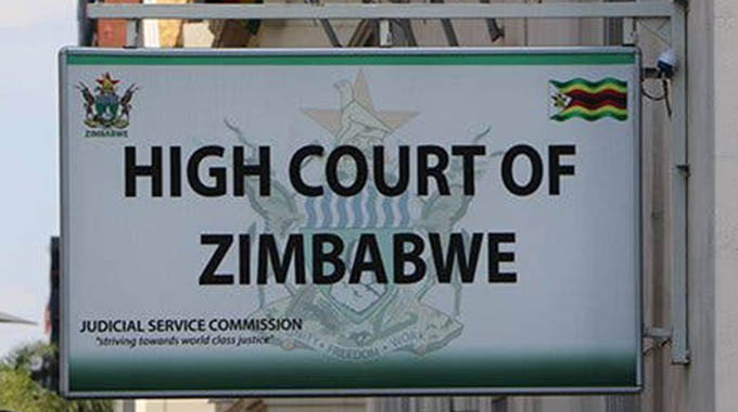 President names new judges of the High Court