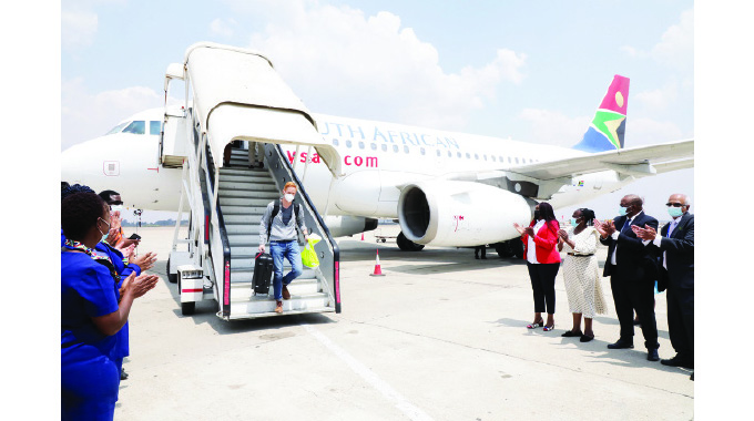 SAA return a boost for tourism
