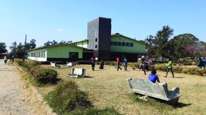 Gweru's Mtapa Hall: Long-forgotten monument