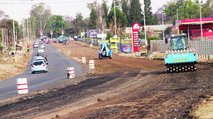 Bitumen World ahead of schedule on Seke road rehab